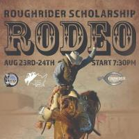 Crowder Roughrider Scholarship Rodeo