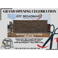 Ribbon Cutting GTC Data Center