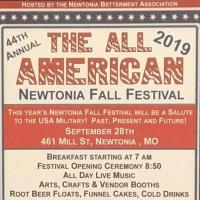 44th Annual All-American Newtonia Fall Festival