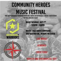 Community Heroes Music Festival