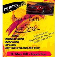 Hope 4 Haiti Car Show
