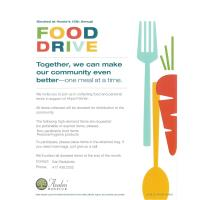 Kindred at Home's 15th Annual Food Drive