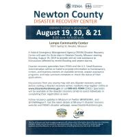 Newton County Disaster Recovery Center
