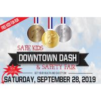 5th Annual Safe Kids Downtown Dash & Safety Fair
