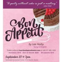 Bon Appétit - Heartland Opera Theatre