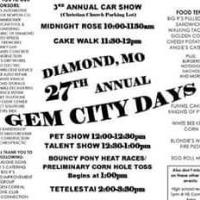 27th Annual Gem City Days