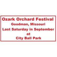 4th Annual Ozark Orchard Festival