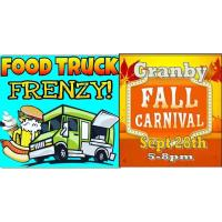 Granby Presents: Food Truck Frenzy Fall Carnival