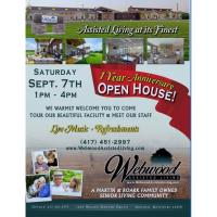 Webwood's One Year Anniversary Open House
