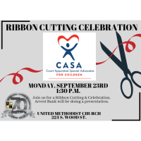 Ribbon Cutting New-Mac CASA