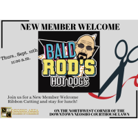 New Member Welcome - Bald Rod's Hot Dogs