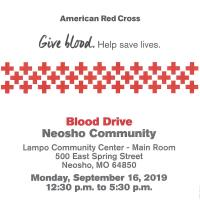 Give Blood! Help Save Lives!
