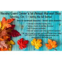 Neosho Event Center's 1st Annual Harvest Shop