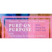 Pure on Purpose