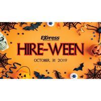 Hire-Ween 2019