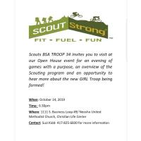 Scout Strong - Fit - Fuel - Fun -