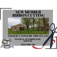 Ribbon Cutting/New Member - Angelic Castle Re-Treats, LLC
