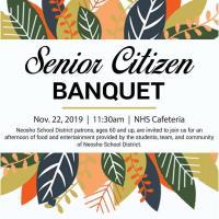 Senior Citizen Appreciation Banquet