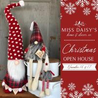 Miss Daisy's Christmas Open House