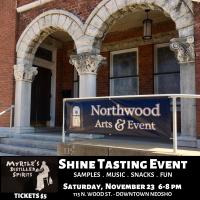 Shine Tasting Event