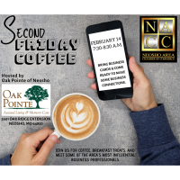 Second Friday Coffee - Hosted by Oak Pointe