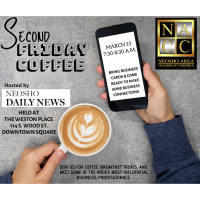 Second Friday Coffee - Sponsored by Neosho Daily News (Held at The Weston Place)