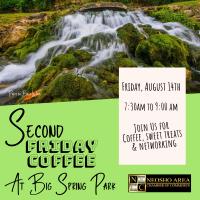 Second Friday Coffee - Big Spring Park