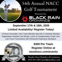 2020 Chamber Golf Scramble - Day 2