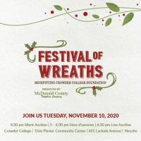 2020 Annual Festival of Wreaths Benefiting Crowder College Foundation