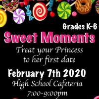 Sweet Moments Daddy Daughter Dance