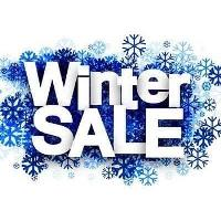 Winter Sale at Antique-ish