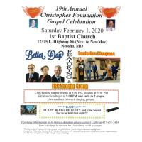19th Annual Christopher Foundation Gospel Celebration
