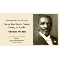 NNCL Presents History Program: George Washington Carver's Journey to Neosho
