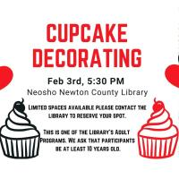 NNCL Presents: Cupcake Decorating