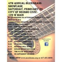 4th Annual Bluegrass Showcase