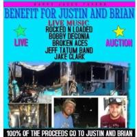 Benefit for Justin & Brian