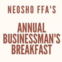 Neosho FFA's Annual Businessman's Breakfast