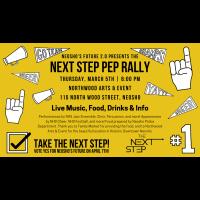 Next Step Pep Rally