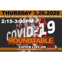 COVID-19 Roundtable on KNEO