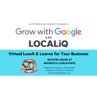 Grow With Google & LOCALiQ: Get Your Business Online