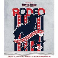 8th Annual Crowder Roughrider Scholarship Rodeo