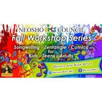 Neosho Arts Council Fall Workshop Series