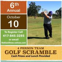 6th Annual CareNet Golf Scramble