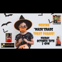 """""""Mask""""erade Treat Parade - Neosho Area Businesses"""