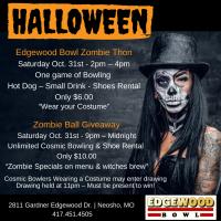 Halloween @ Edgewood Bowl