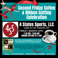 Second Friday Coffee - Hosted by State Rep. Ben Baker