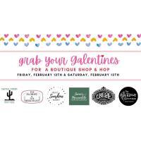 Galentine's Boutique Shop Hop