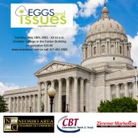 Eggs & Issues Legislative Forum
