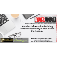 Power Hour Training April