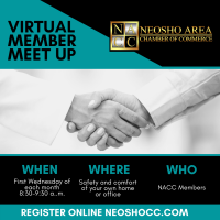 Virtual Member Meet Up